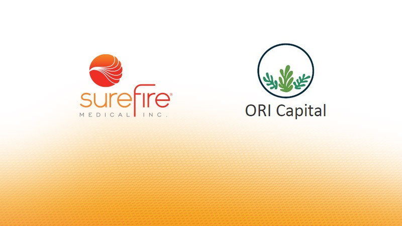 Surefire Medical Closes $12.8M Series D First Round Led by ORI Healthcare Fund
